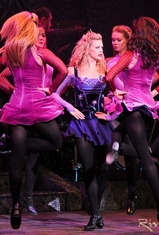Riverdance returns to the stage at the Dr. Phillips Center