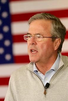 Jeb Bush says Republicans will lose if midterms focus on Trump's racist rhetoric