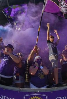 The fourth annual Orlando City pub crawl is coming