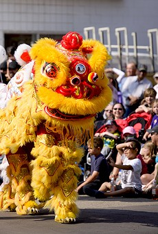 Dragon Parade returns to the streets of Mills 50 for Lunar New Year