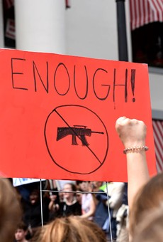 It's harder to get a marriage license in Florida than to buy an AR-15