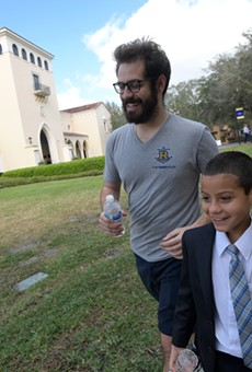 'Florida Project' child star receives scholarship to Rollins College