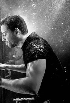 David Blaine is coming to Orlando this summer
