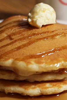 Orlando IHOPs are giving away free pancakes today for National Pancake Day