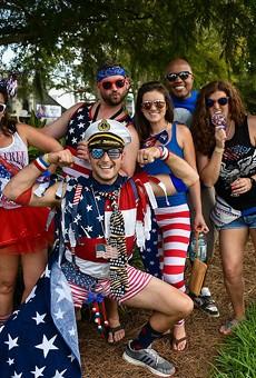 Our picks for 2018's best spring festivals happening in Orlando