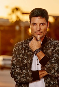 Latin star Chayanne to play Orlando in October