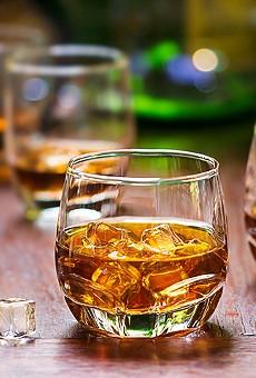 Sample the best in brown liquor at Orlando Whiskey Fest