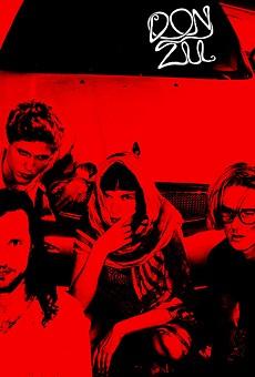 Miami post-punk quartet Donzii darkens the door of Lil Indies this weekend