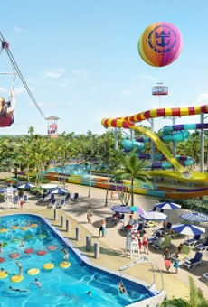 Thrill Waterpark at CocoCay, Royal Caribean's private island