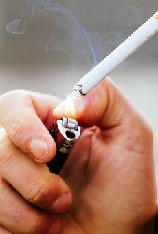 Fight over Tobacco Free Florida funding extinguished
