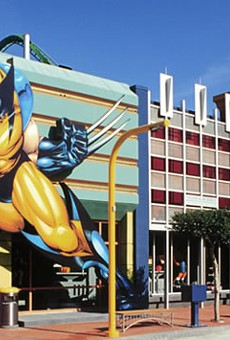 IOA's  Marvel Super Hero Island