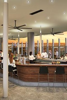 Universal releases details about new rooftop bar coming to the Aventura Hotel