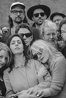 Broken Social Scene reconvene for a group 'Hug' at House of Blues