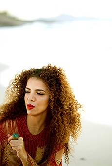 Brazilian bossa nova singer Vanessa da Mata plays House of Blues this weekend