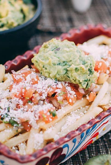 Guacamole fries will be served at Mission Kitchen