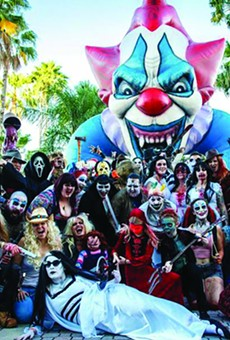 Spooky Empire returns for annual spring horror convention this weekend