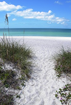 New law makes it easier for Florida property owners to kick people off the beach