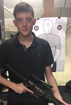Parkland student Kyle Kashuv questioned by police after tweeting video at gun range