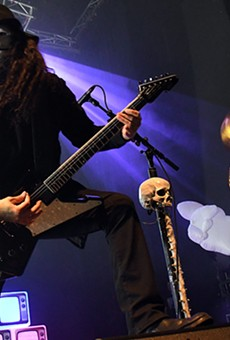 Ministry at Hard Rock Live