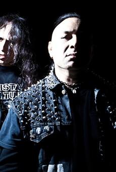 LA grindcore legends Terrorizer plot a takeover of West End Trading Co.