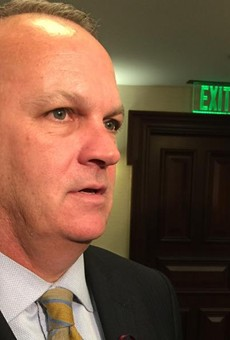 Richard Corcoran ended his sort-of-campaign for Florida governor today