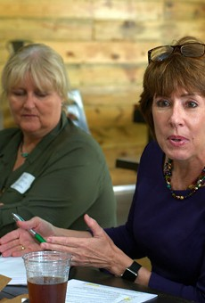 Gwen Graham is considering David Jolly as a running mate in Florida governor's race