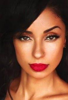 R&B star Mýa is hosting a free meet and greet in Orlando tonight