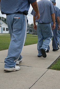 Proposed visitation cuts at Florida prisons spark outcry from families