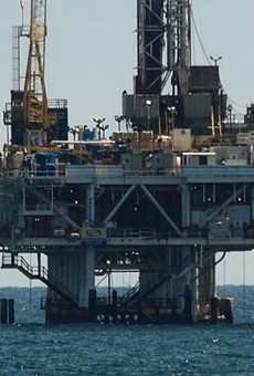 Push continues for oil drilling off Florida coast