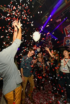 The 2016 Best of Orlando party