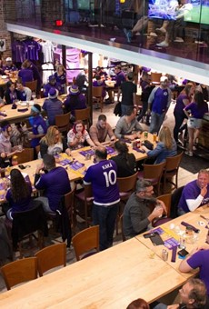 Lion's Pride named to Travel Channel's list of America's best soccer bars