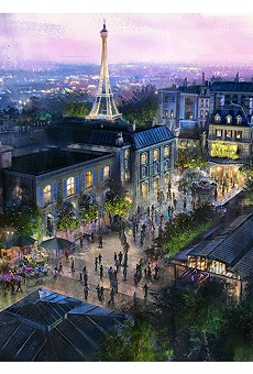 Epcot's Ratatouille expansion may include Disney's next big snack item