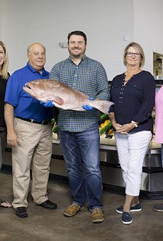 The Lombardi family has been a staple of the Orlando seafood scene for years