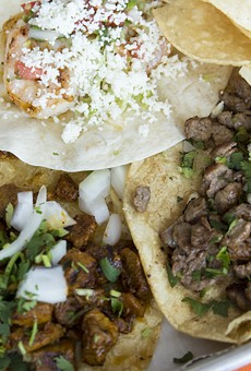 Cilantro's Taqueria brings south-of-the-border street eats to the Hourglass District