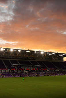 Orlando Pride will host a vegan night this Saturday
