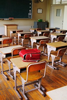 Florida teachers union sues state over 'union busting' education law
