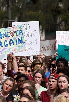 The March for Our Lives bus tour is coming to Orlando this weekend