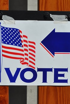 Florida election officials wrong to ban early voting on college campuses, advocates argue