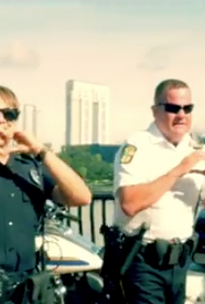 The Orlando Police Department made an 'In My Feelings Challenge' video