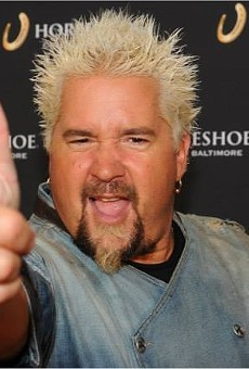 Guy Fieri is opening a new restaurant in Disney Springs