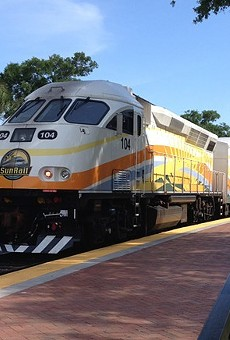 Four new SunRail stations are now in service