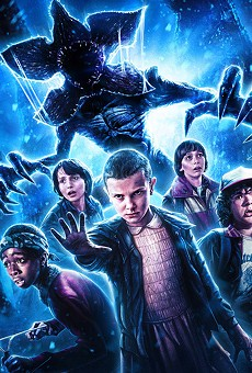 Universal releases details on new 'Stranger Things' maze at this year's Halloween Horror Nights