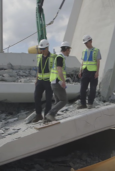 Florida judge weighs records dispute in FIU bridge collapse
