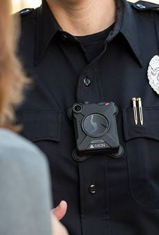 Largest body camera supplier in U.S. says facial recognition isn't good enough yet for police work