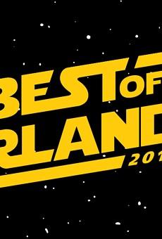 Best Theme Park Restaurant