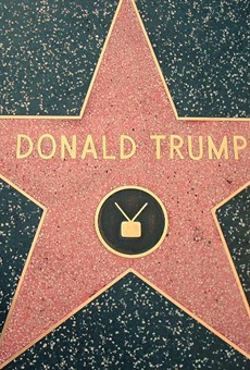 Florida House candidate wants to bring Trump's Hollywood star to Pensacola