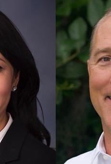 Democrat Stephanie Murphy, Republican Mike Miller beat competitors in CD 7