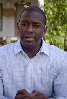 Neo-Nazis target Florida gubernatorial nominee Andrew Gillum with racist robocalls