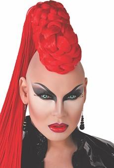 Otherworldly drag icon Nina Flowers DJs at Stonewall this weekend