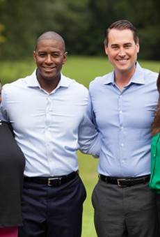 Andrew Gillum, Chris King make Democratic campaign debut in Orlando Saturday